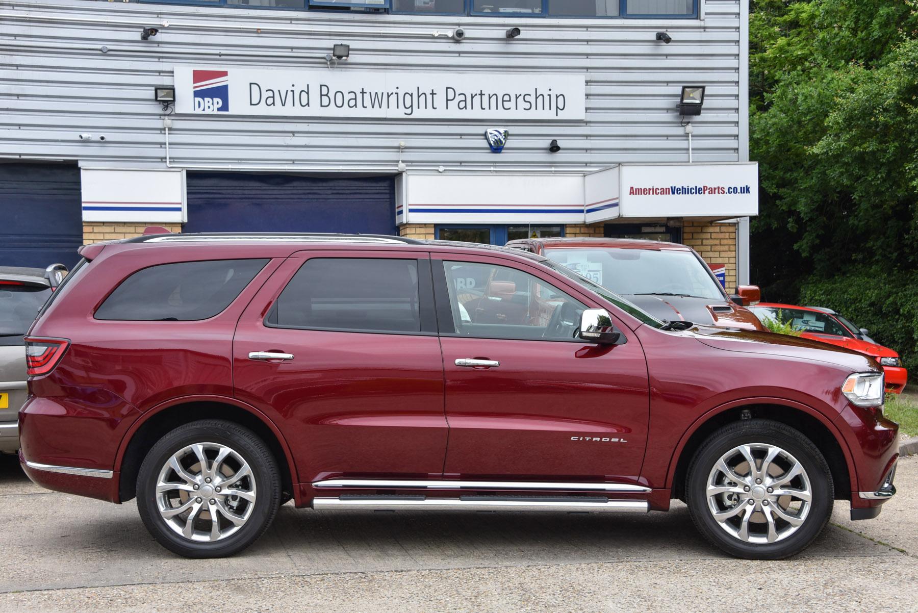 New American Vehicles to Order – David Boatwright Partnership