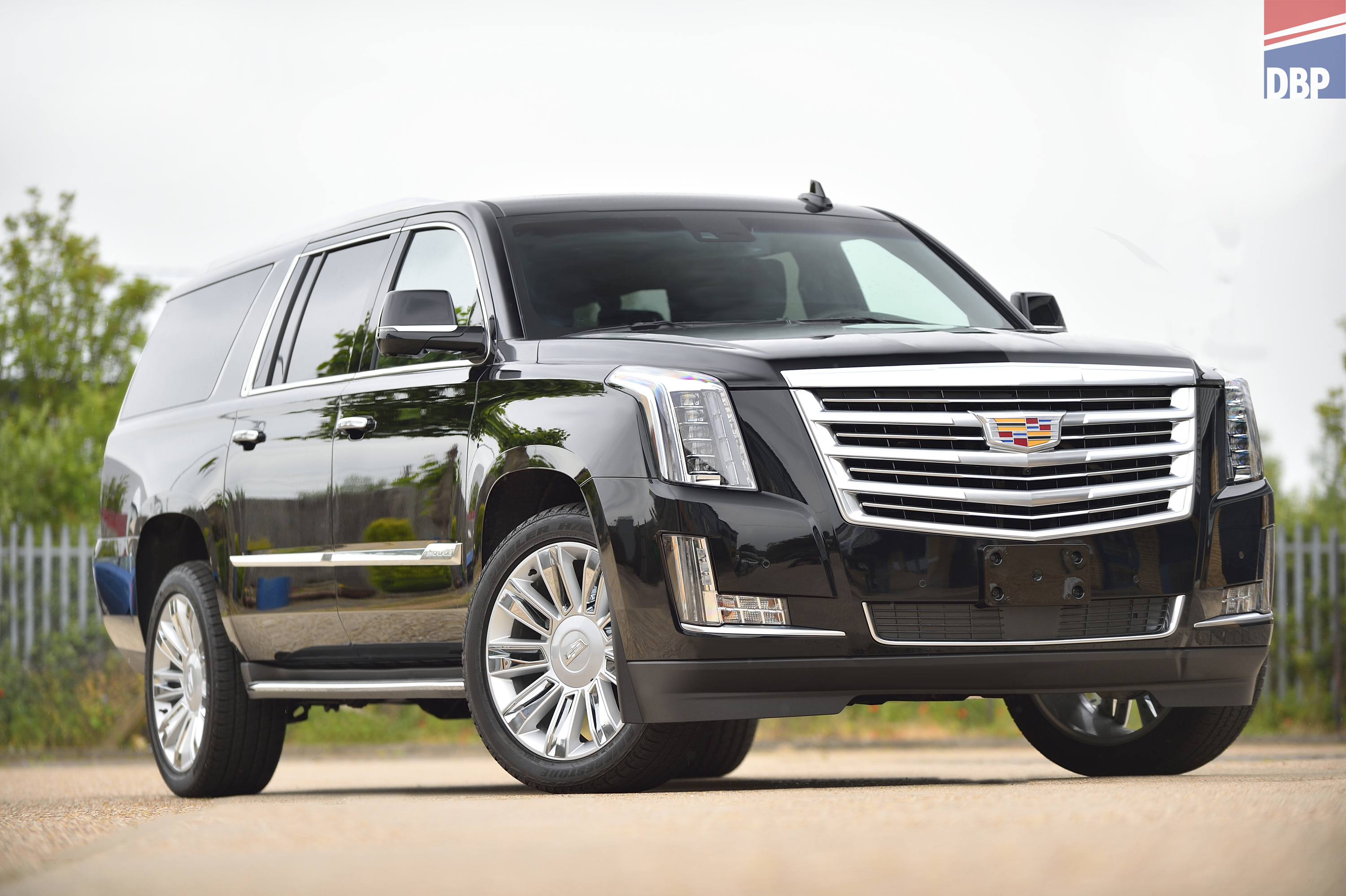 New Cadillac Escalade - David Boatwright Partnership