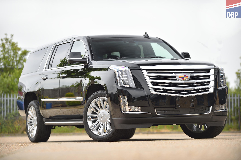 New Cadillac Escalade - David Boatwright Partnership