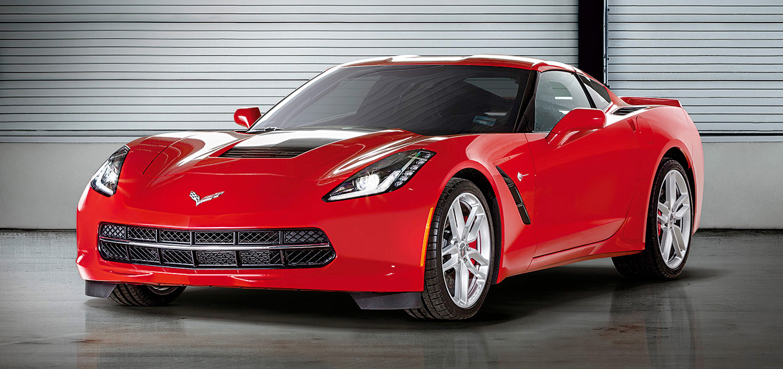 New Corvette C7