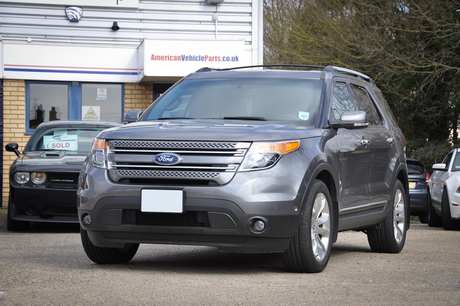2015 Ford Explorer For Sale >> 2012 Model (61) Ford Explorer All Wheel Drive Limited ...