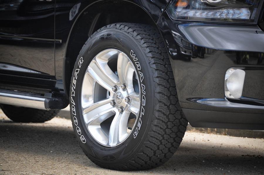 Dodge Ram Sport Wheel