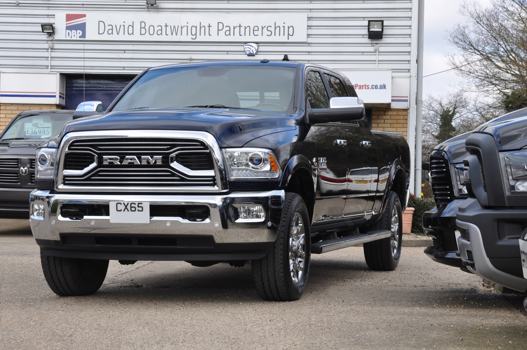New Dodge Ram 3500 HD Limited Diesel
