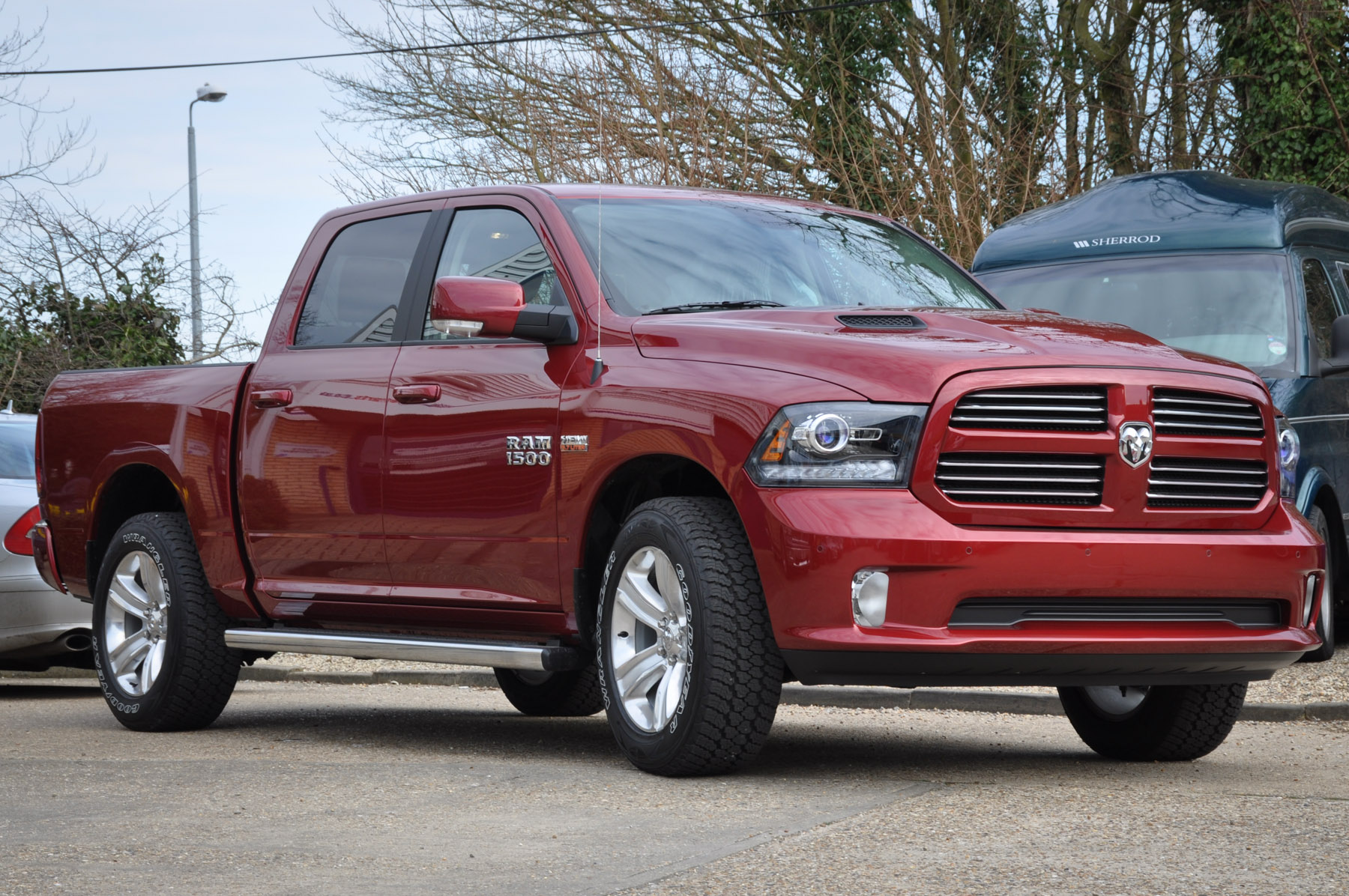 Dodge Rams UK