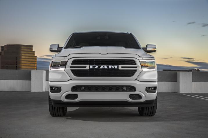New Ram UK