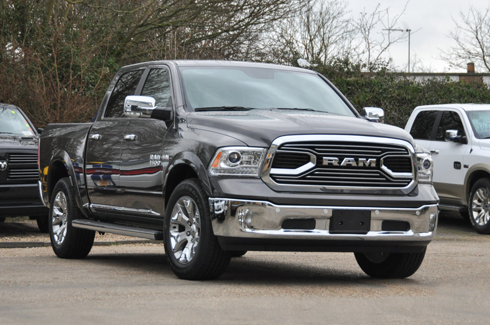 New Ram 1500 Limited Granite