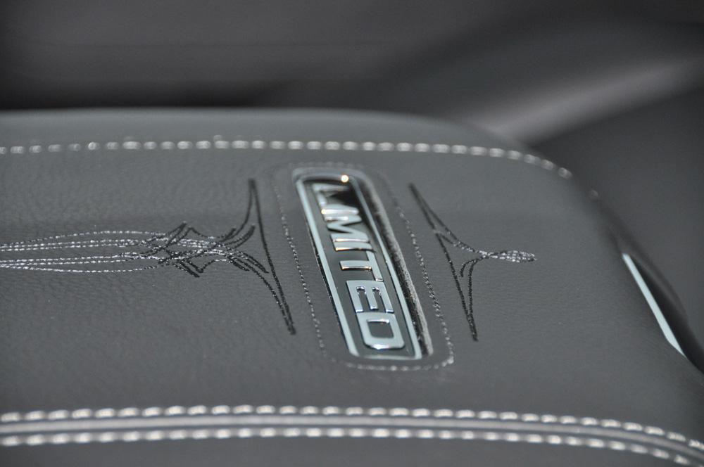 Dodge Ram Limited Interior
