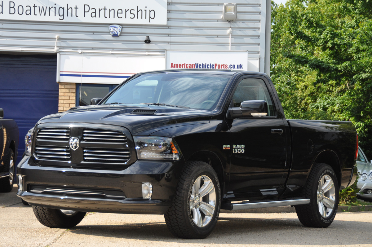 New Dodge Ram Sport Regular Cab