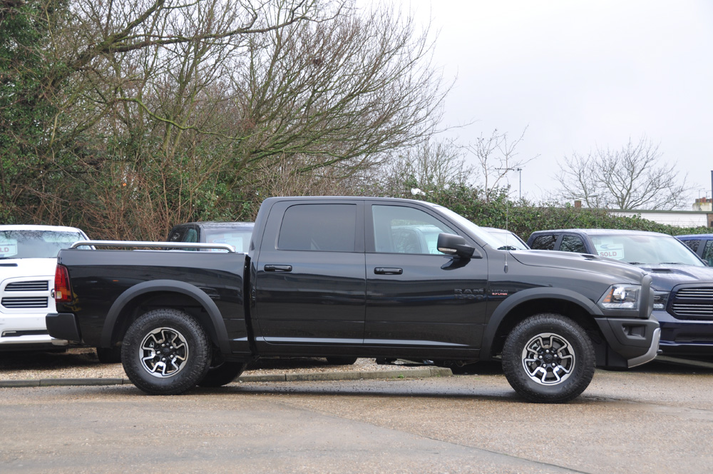 New Dodge Ram Rebel