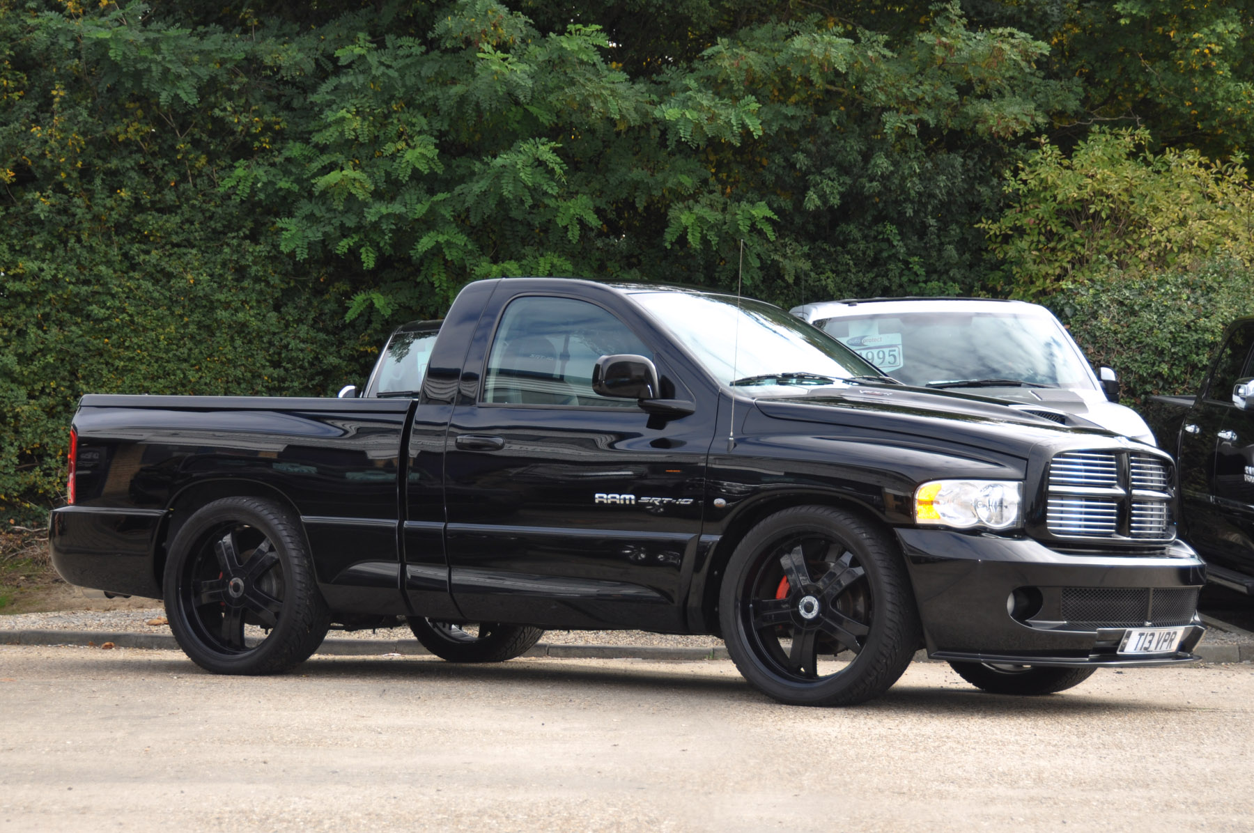 Ram Srt 10 >> 2004 Dodge Ram SRT10 - Regular Cab - Viper Engined pickup
