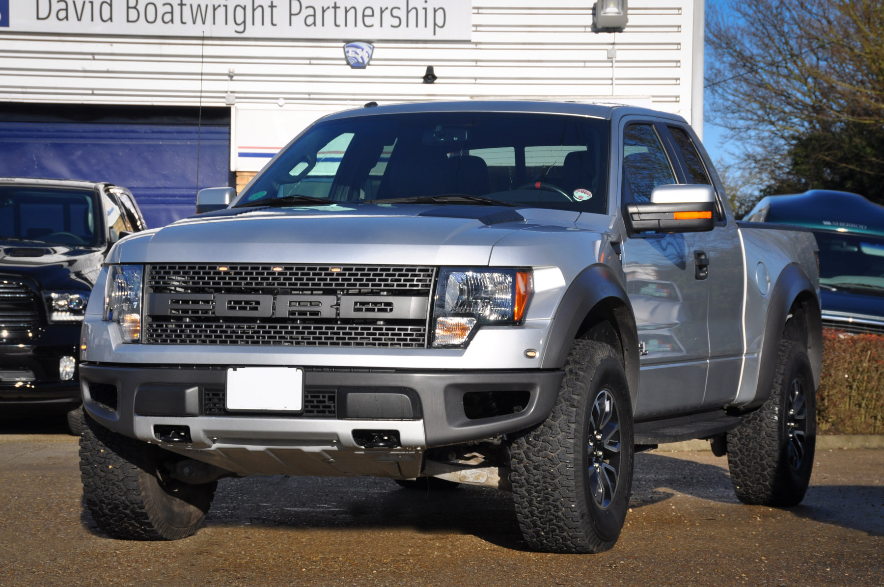 2012 12 Ford F150 Svt Raptor Supercab 9 000 Miles Only