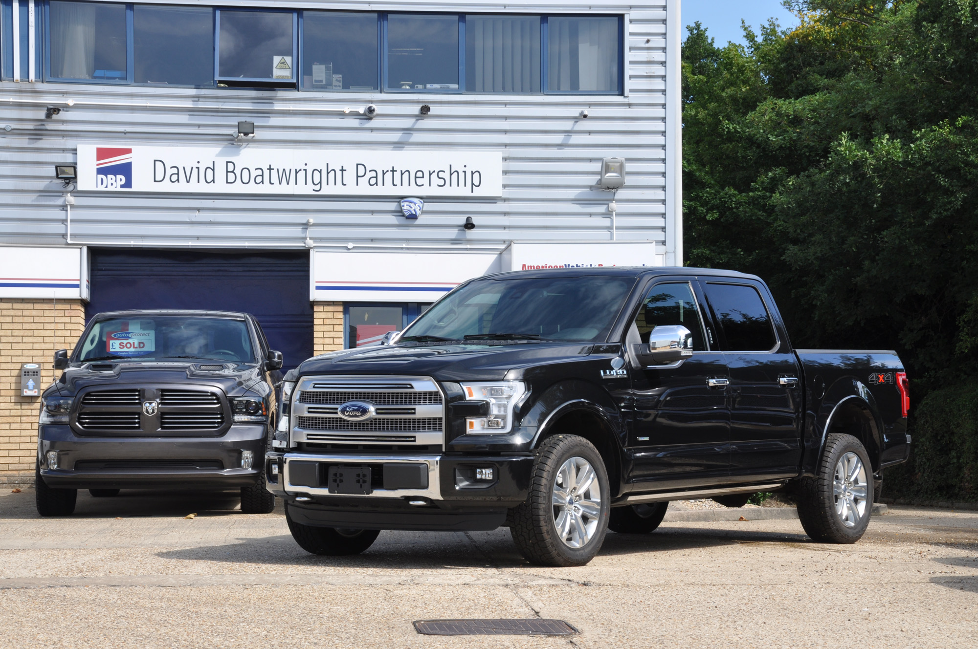 New 2016 Ford F 150 Platinum Ecoboost 4 215 4 David