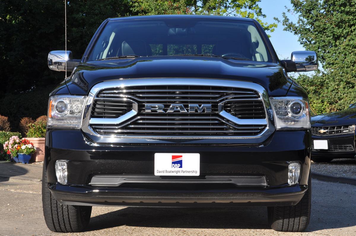 New Dodge Ram Limited