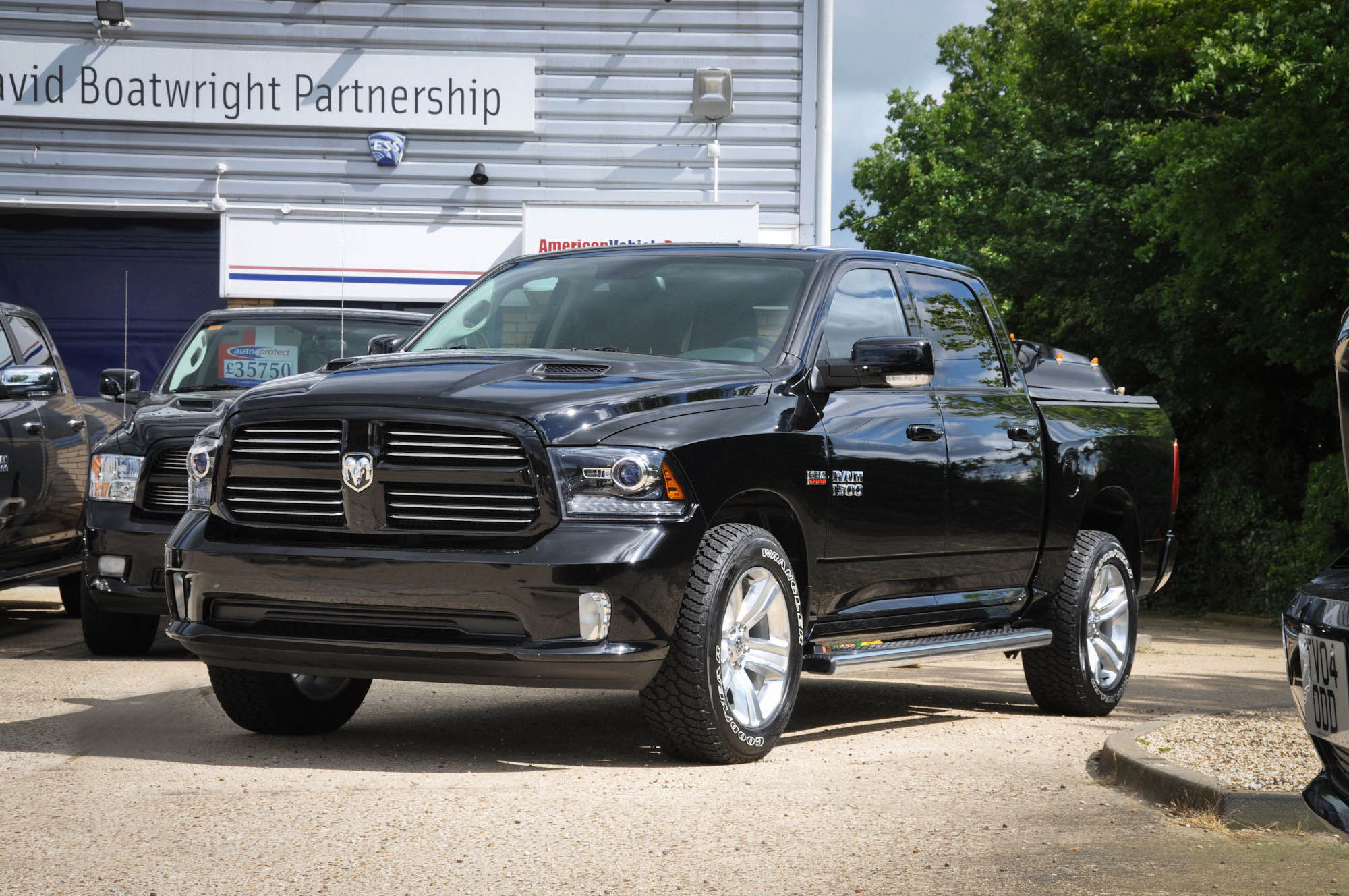 New Dodge Ram Sport