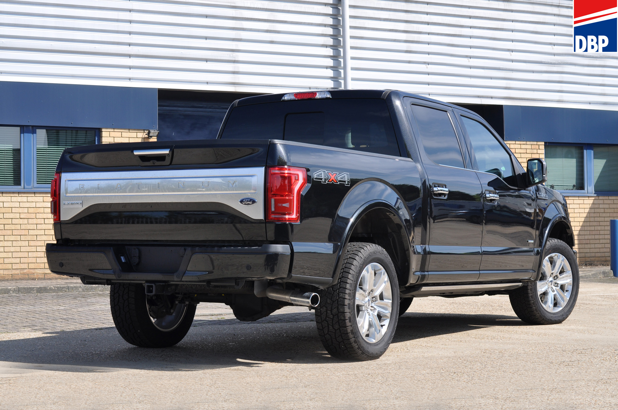 F150 Platinum - Ford F-150