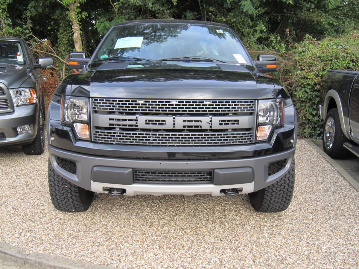 New Ford F150 Raptor