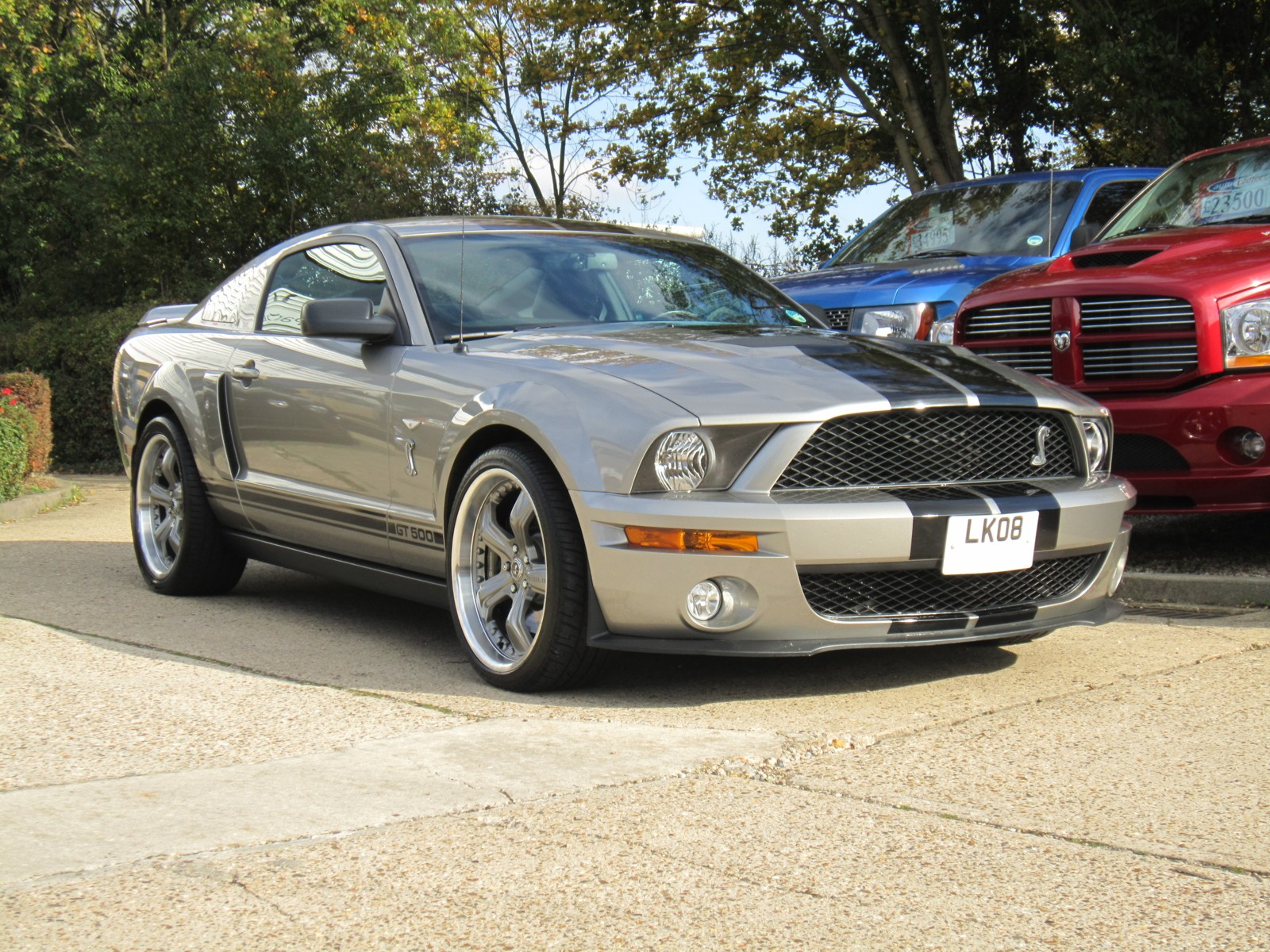 Mustang Shelby GT500 2008