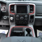 Dodge Ram 1500 Rebel 4x4 Interior