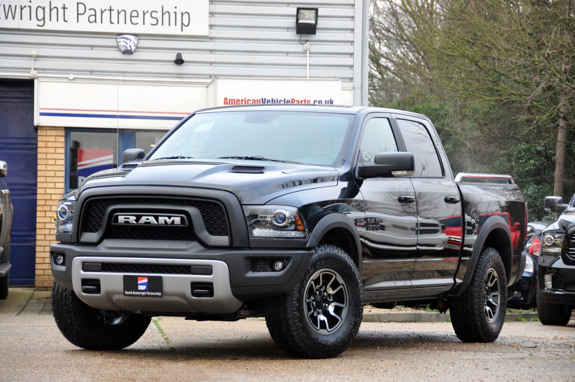 New Ford Trucks >> New 2016 Dodge Ram 1500 Rebel 4x4 for sale in the UK