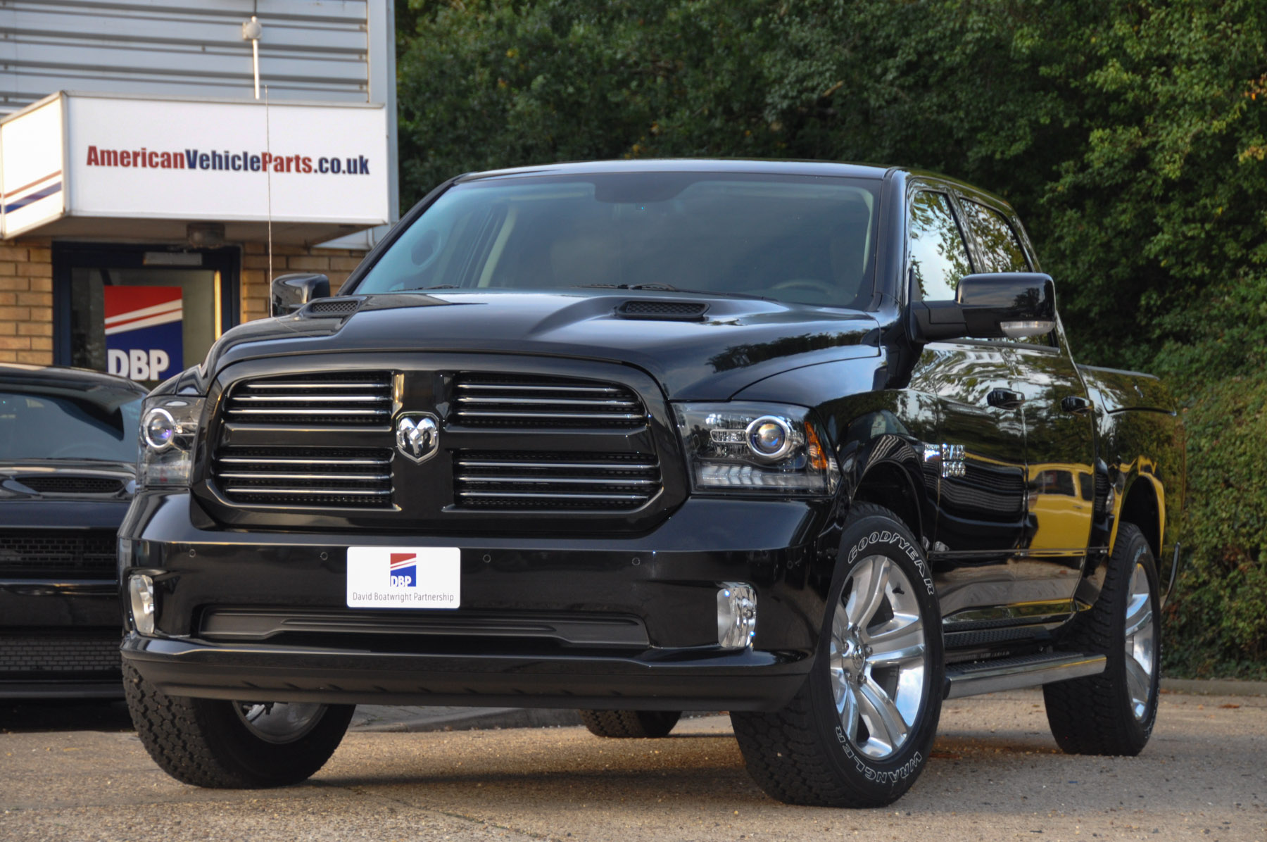 Tow N Go >> 2017 Dodge Ram 1500 Crew Sport for sale in the UK