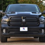 2017 Dodge Ram 1500 Crew Sport UK - Rambox and Air Suspension