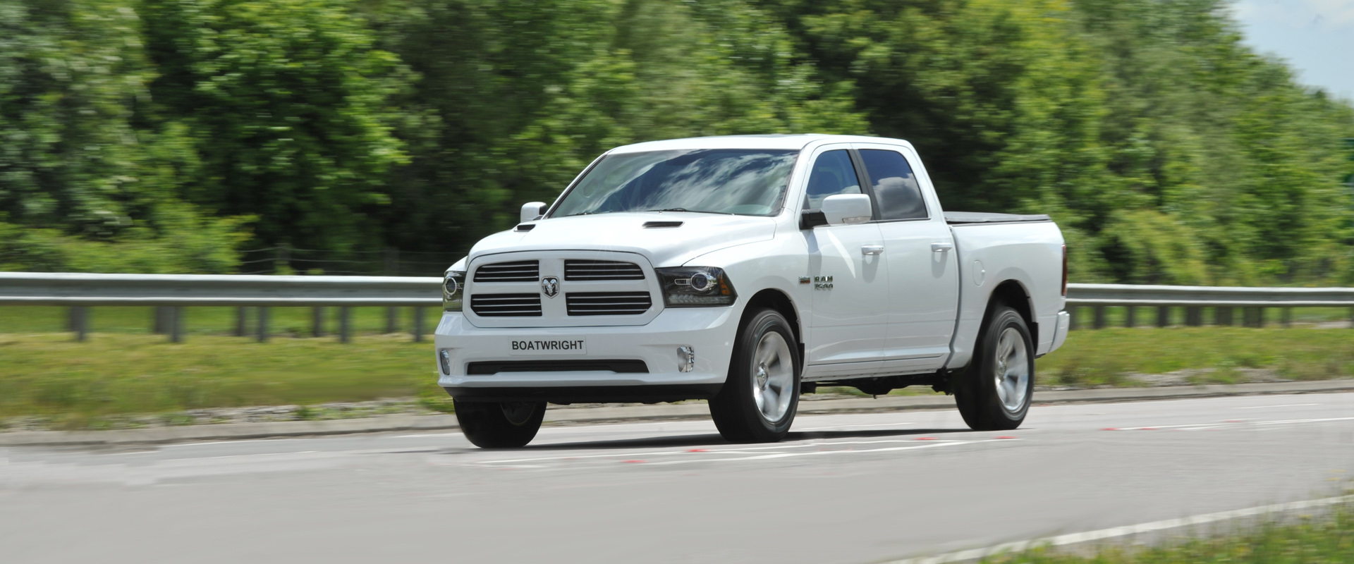Dodge RAM UK