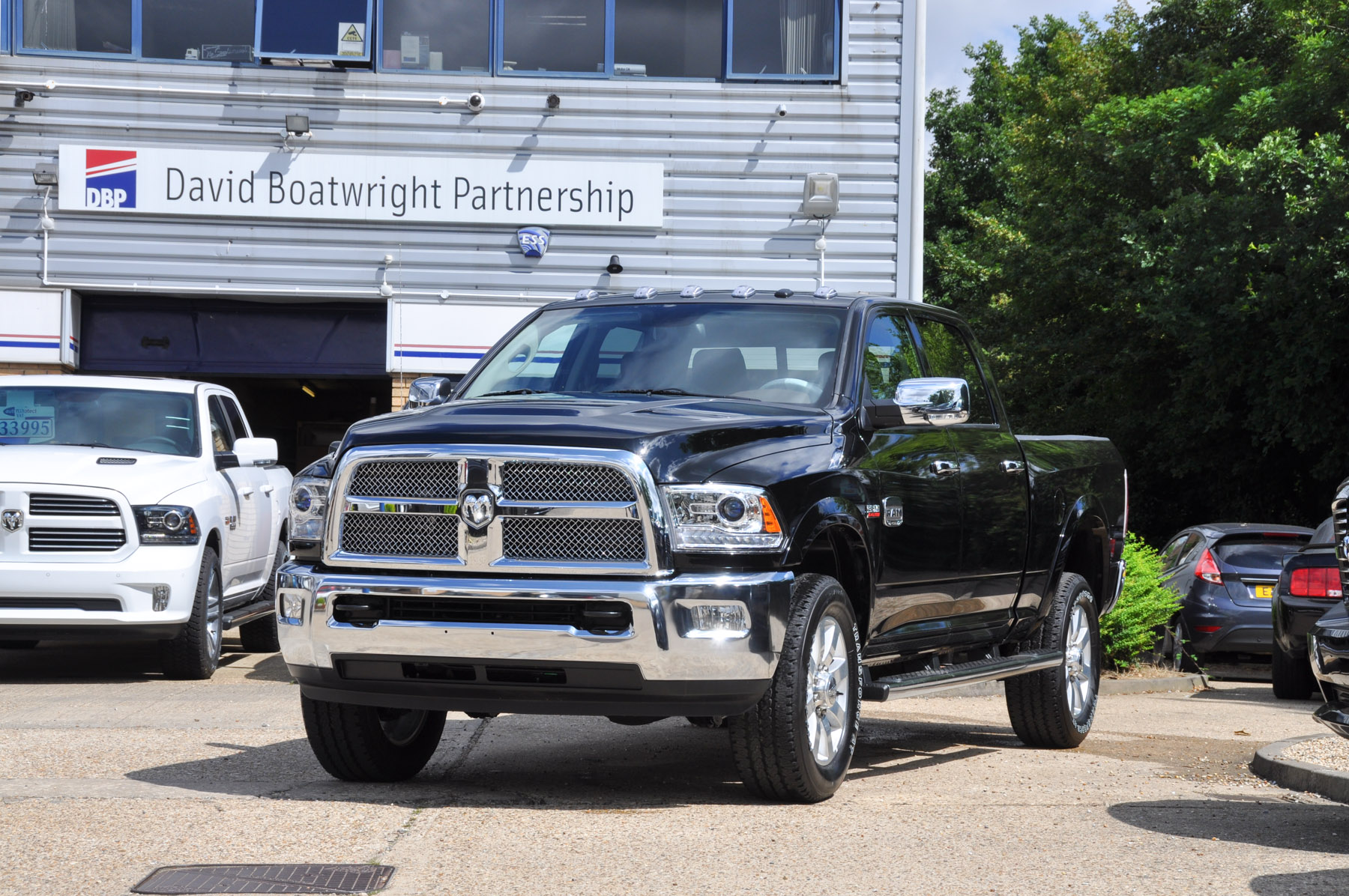 Dodge Rams Uk New Dodge Ram Trucks For Sale In The Uk