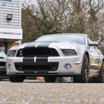 Ford Mustang GT500 Shelby Silver