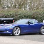 2005 Corvette C6 side
