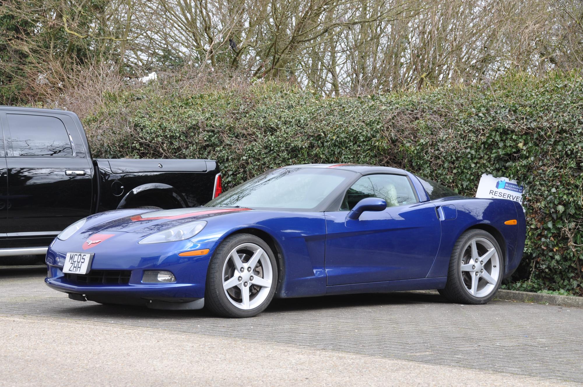 2005 Corvette C6 Auto – David Boatwright Partnership   Official Dodge and Ram Dealers