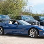 2005 Corvette C6 right side
