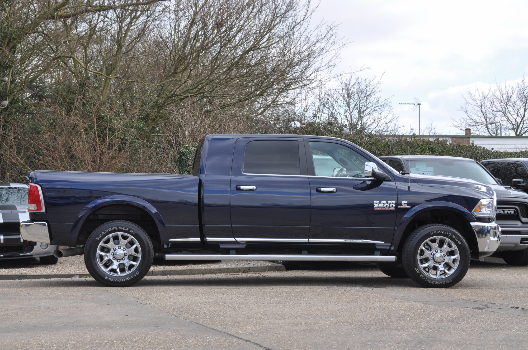 2016 Ram 3500 Diesel Megacab Limited – David Boatwright ...