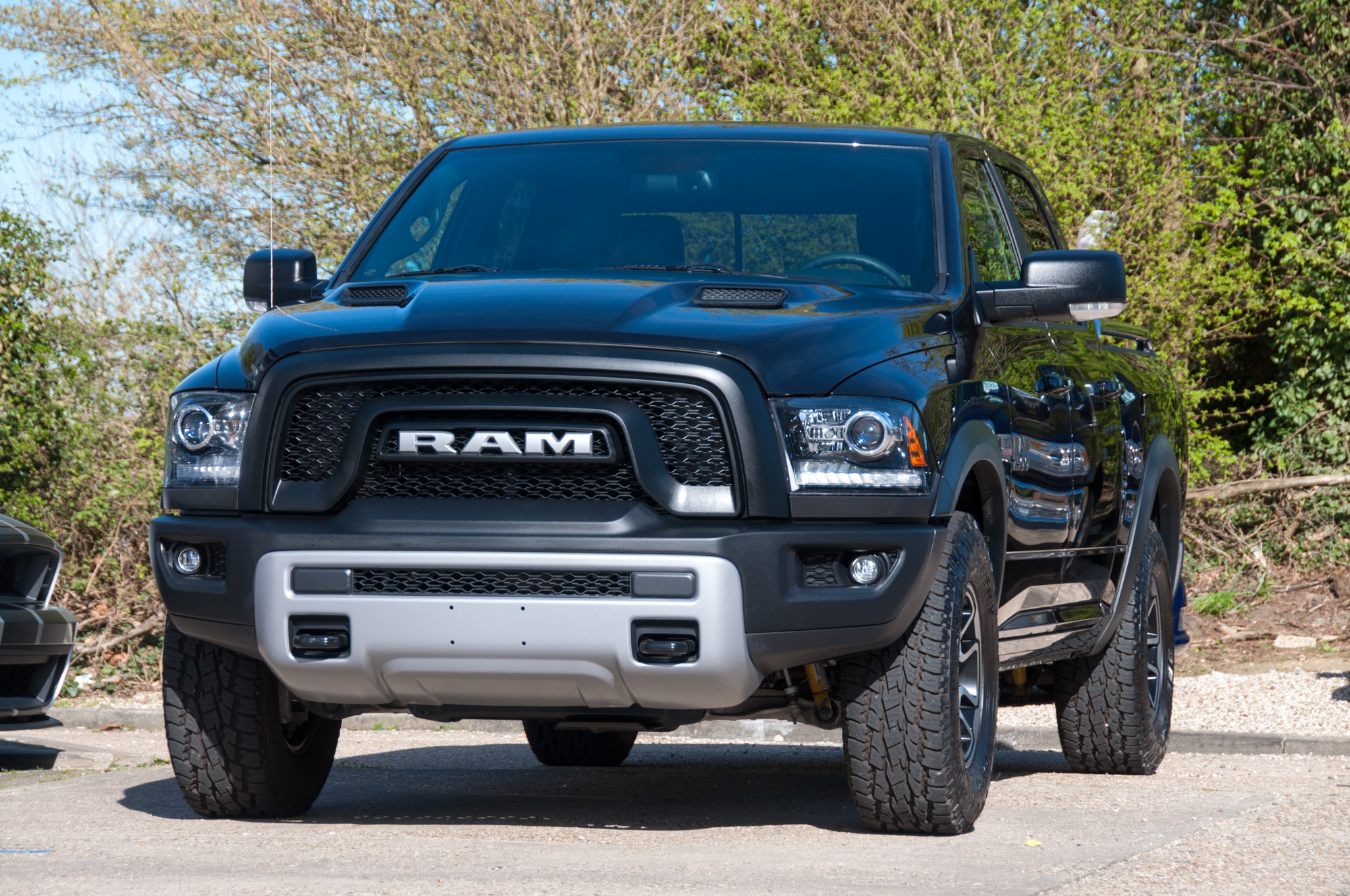 new 2016 dodge ram 1500 rebel 4x4 for sale in the uk. Black Bedroom Furniture Sets. Home Design Ideas