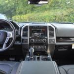 F-150 Platinum Dash