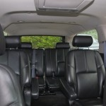 GMC Yukon Interior Seats