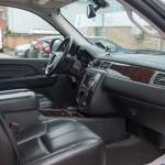 GMC Yukon Seats Front