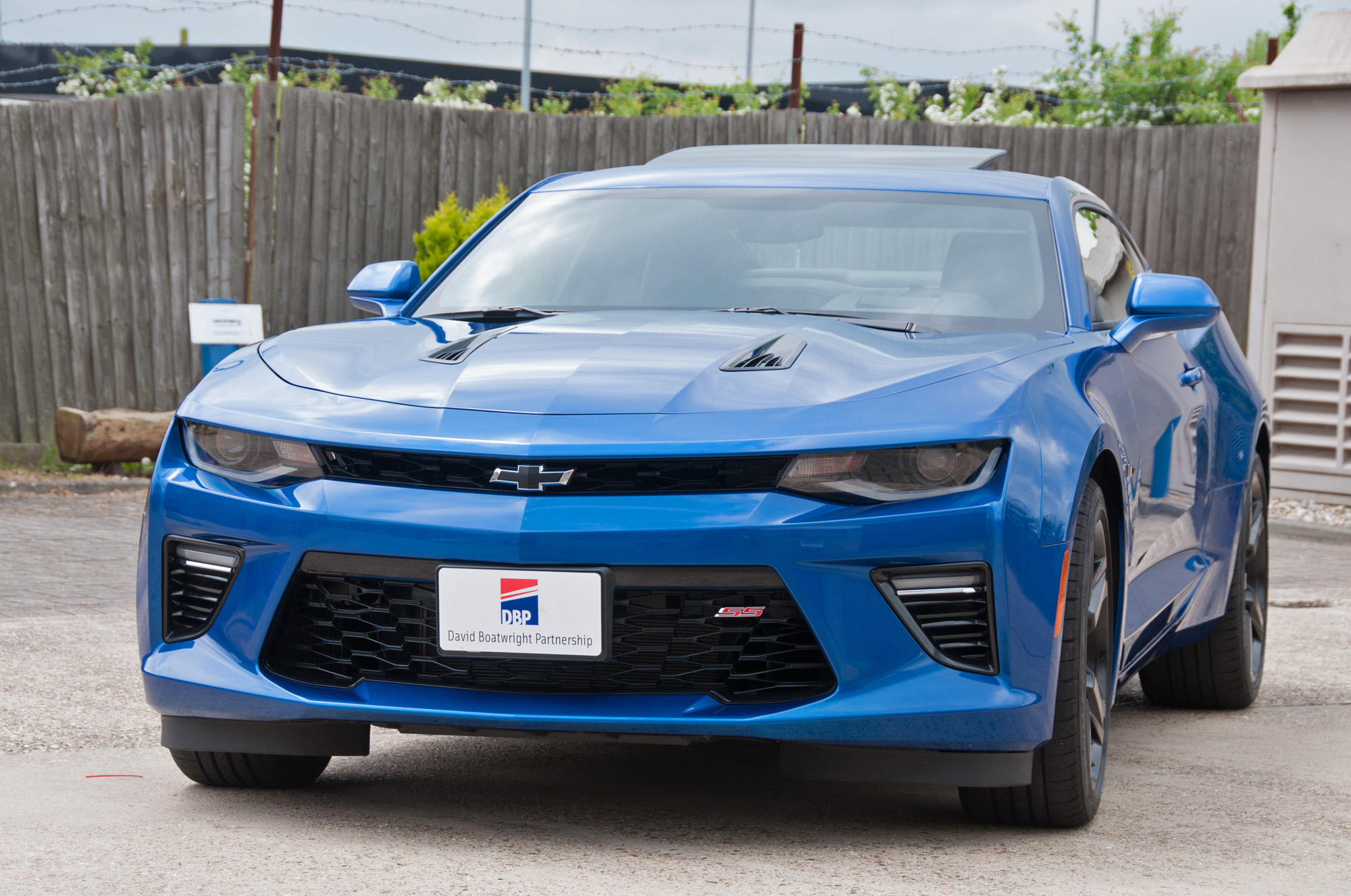 2016 Chevrolet Camaro 2ss David Boatwright Partnership