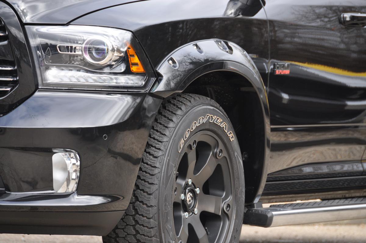 Dodge Ram Upgrade Wheels