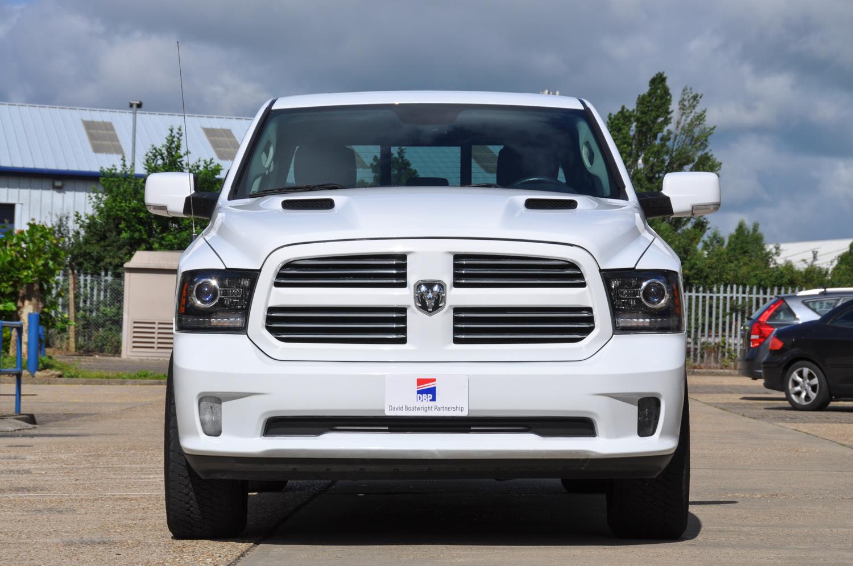 2013 Dodge Ram Crew