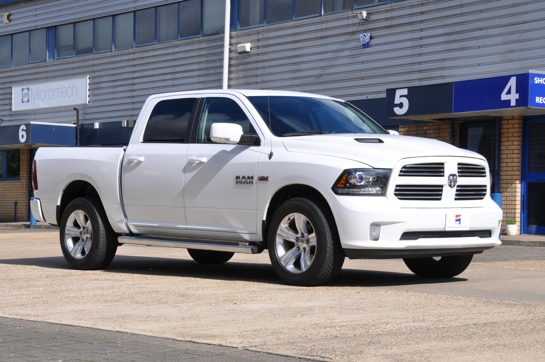2013 Dodge Ram Crew Sport
