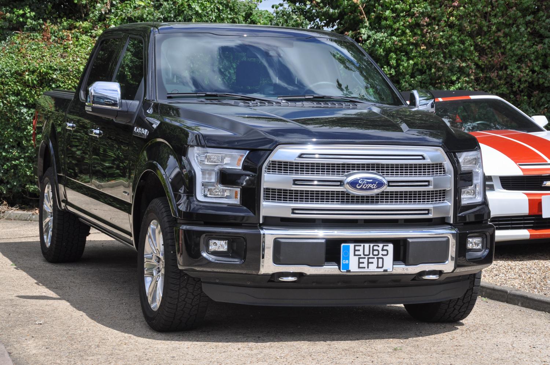 2015 (65) F150 Platinum Supercrew – 3,000 miles – David ...