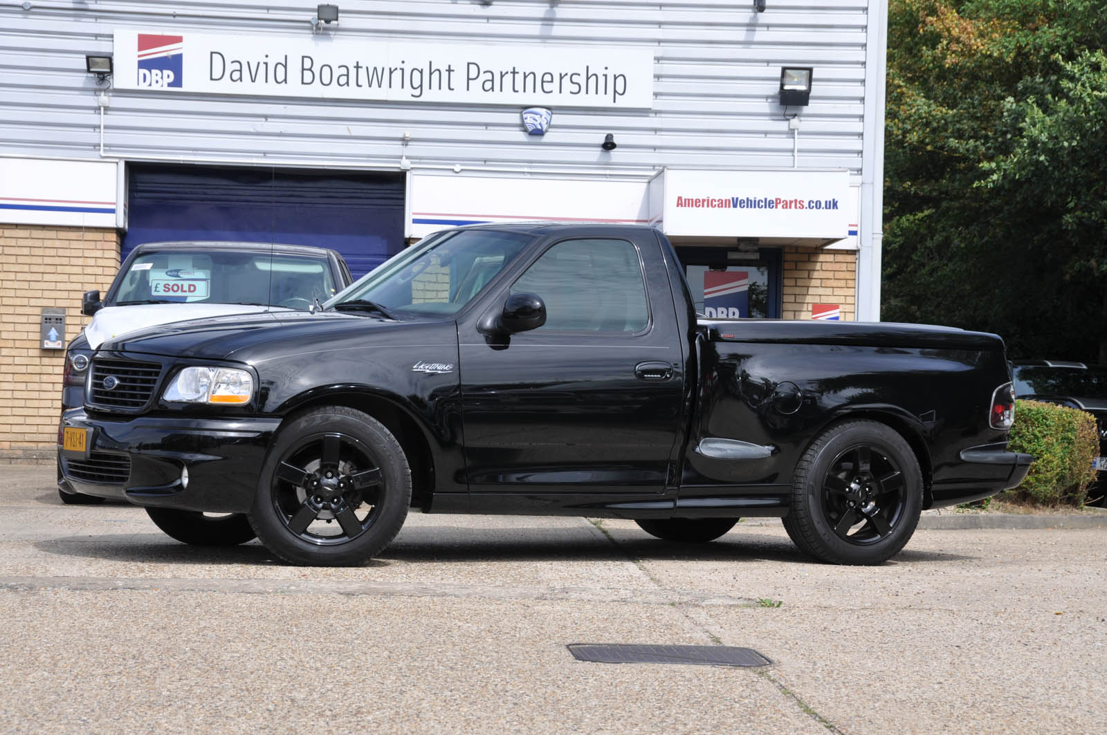 2004 Ford F150 Lightning Svt David Boatwright