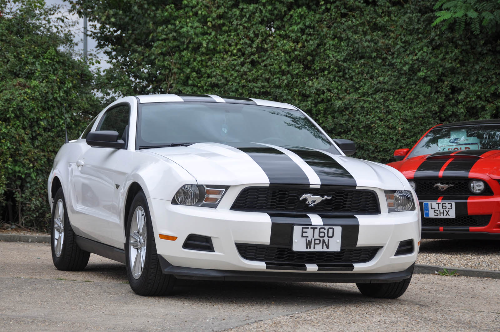 2011 ford mustang 300bhp v6 auto. Black Bedroom Furniture Sets. Home Design Ideas