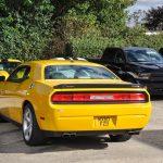 Challenger SRT8 Detonator Yellow