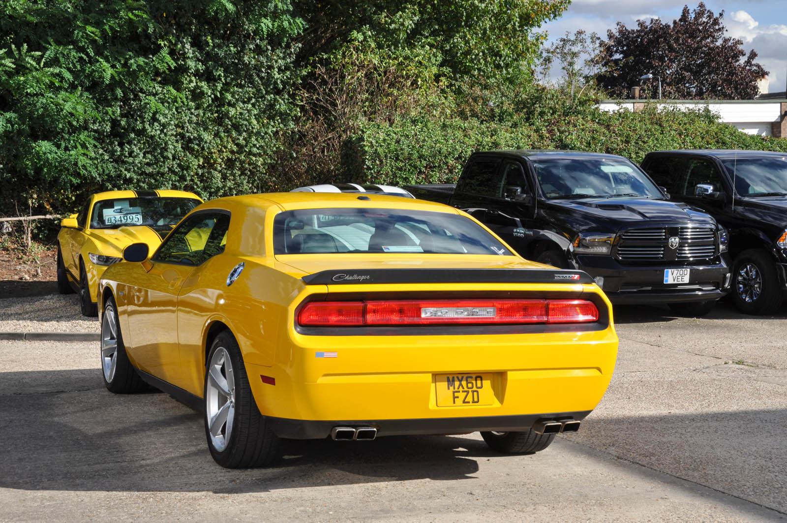 2010 Dodge Challenger Srt8 6 1 Litre V8 Auto David