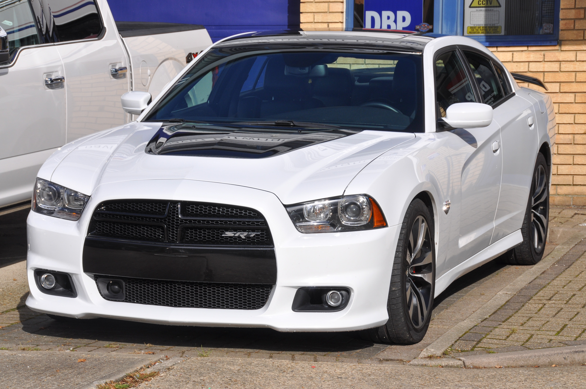 2013 Dodge Charger 392 Srt8 6 4 Litre David Boatwright