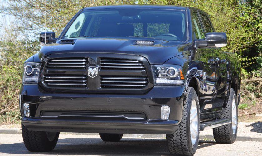 2015 Dodge Ram No VAT