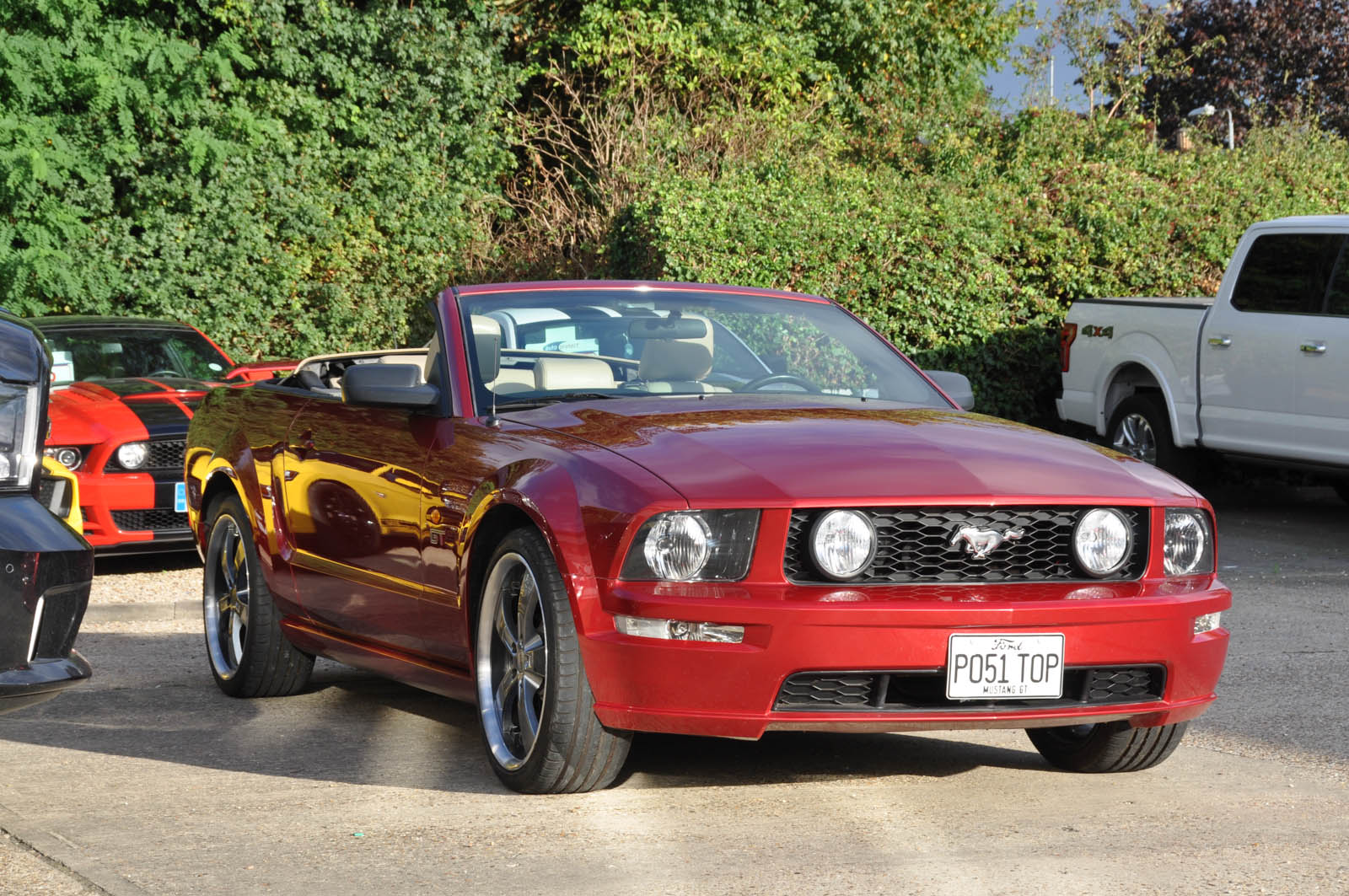 2005 mustang gt convertible v8 auto 22 000 miles david. Black Bedroom Furniture Sets. Home Design Ideas