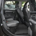 2015 Dodge Ram Crew Sport interior rear