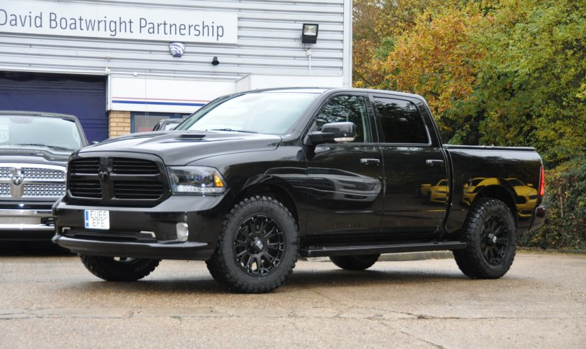 2015 Dodge Ram Crew Sport for sale